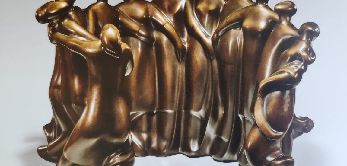 Lucy Bradanovic Agid, sculptor