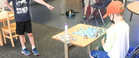 Redondo Beach teachers, kids social distance creatively in classrooms