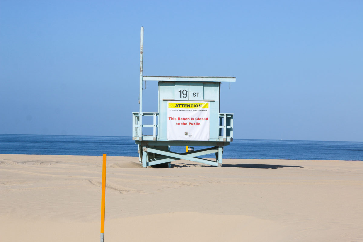 LA County Orders Closures of Beaches During 4th of July Weekend