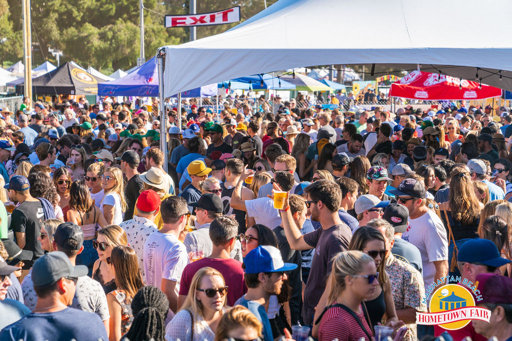 Manhattan Beach cancels Hometown Fair, loses AVP volleyball tourney