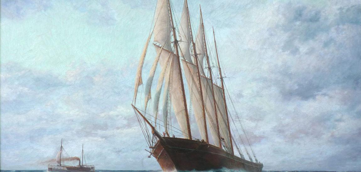 The seascape art of Stephen Mirich