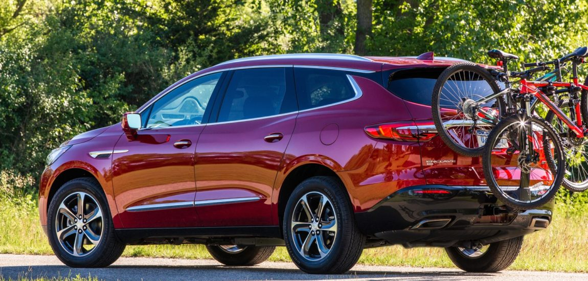 Buick's Enclave Avenir is the perfect luxury family hauler