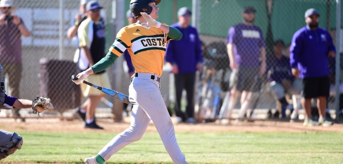TV blackout can't dim draft day for Mira Costa outfielder Petey Halpin