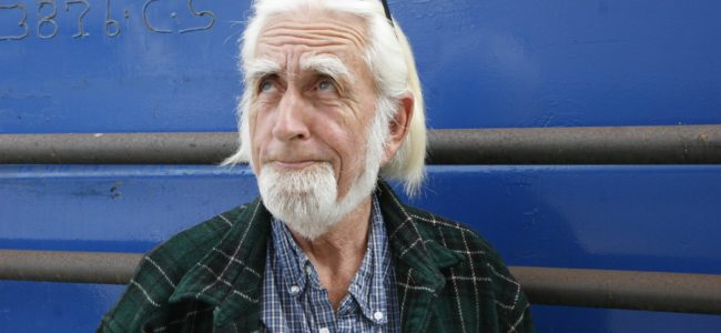 The legacy of  South Bay poet and bookseller JB Kennedy