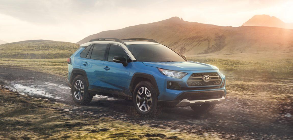 Toyota's RAV4 Hybrid compact sport utility is a winner