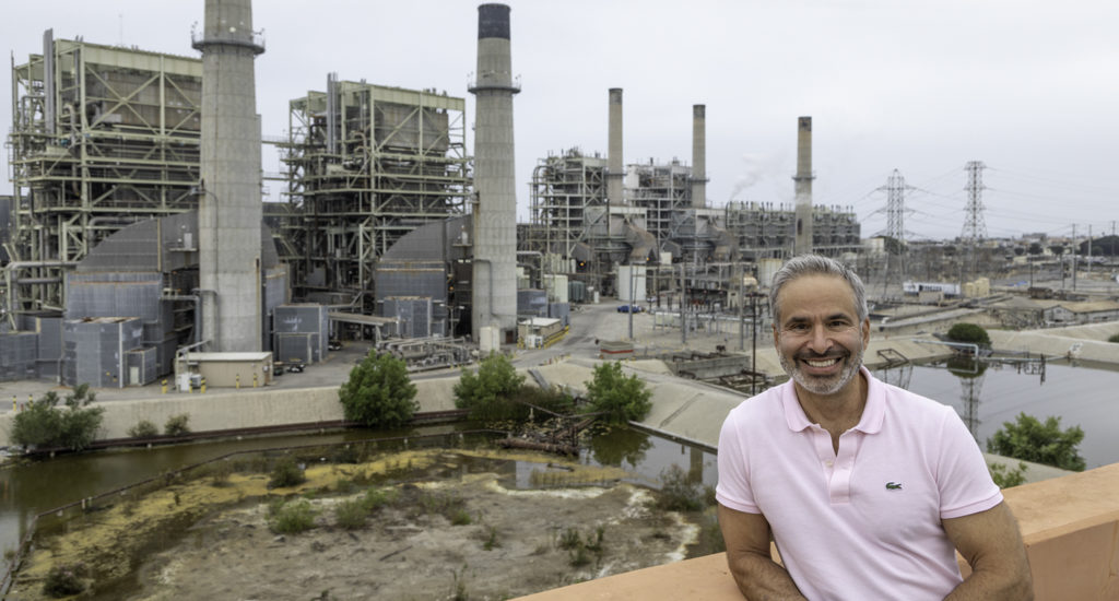 Carlos Vigon: The man who sold the AES Power Plant on a cold call