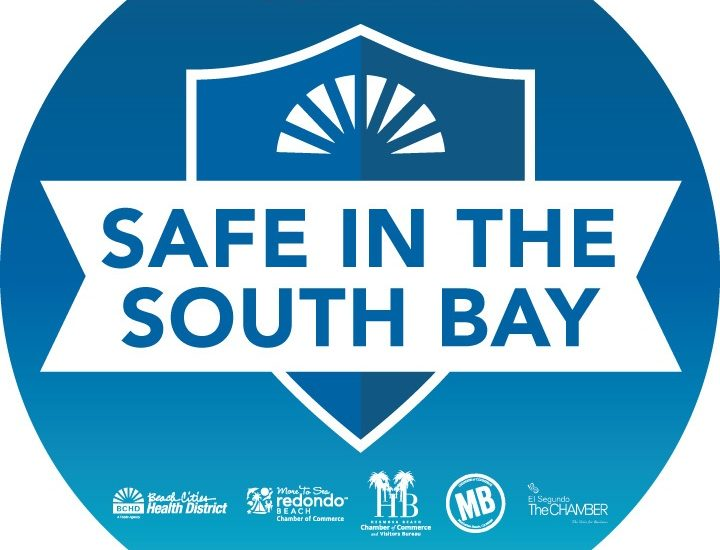 """Safe in the South Bay"" Program Aims to Reassure Public, Help Local Businesses & Restaurants Comply with County Health Order"