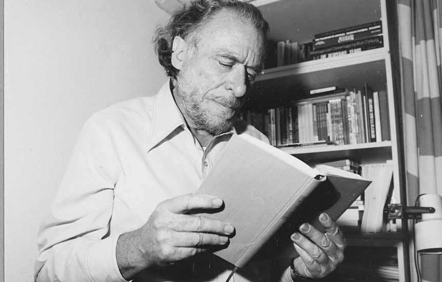 Literary icon: Bukowski at 100