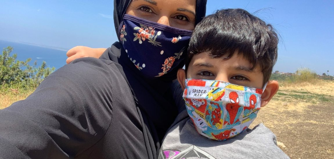 Wearing and Caring for Face Coverings