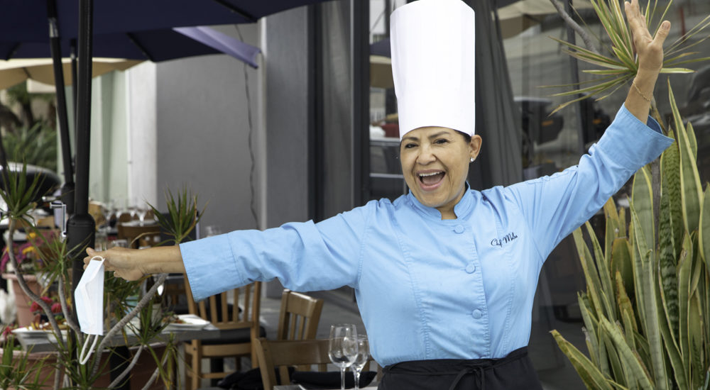 Chef Melba has offered quiet excellence in Hermosa Beach for 15 years