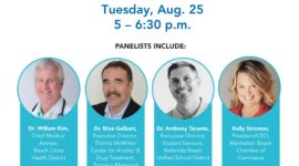 'Safe in the South Bay' Panel to Provide Info, Answer Residents' COVID-related Questions Aug. 25