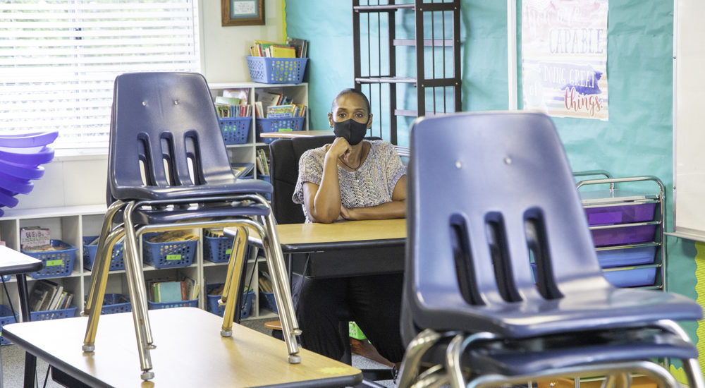 Hermosa Beach teachers absorb lessons of spring shutdown as they ready for first day of school
