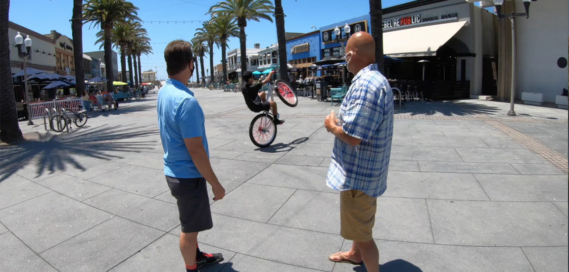 Hermosa Beach's CRAZY Past and Present (video)