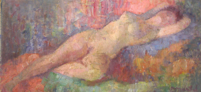 PV Art Center highlights Belgian post-impressionist Paul Martel