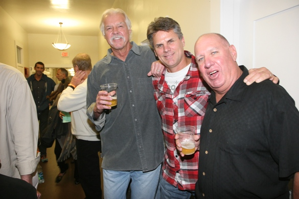 Greg Runzie, Bob Parucha, and Rick Shaw.
