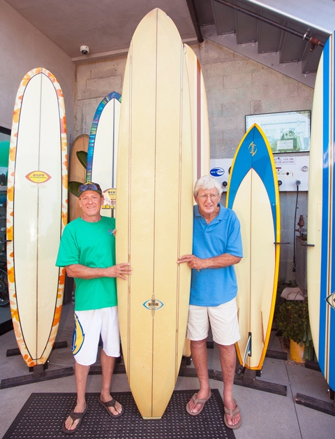 All Things Bing Surfboards Reunion At Dive N Surf PHOTO GALLERY