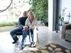 Architect Peter DeMaria and his wife, interior designer Donna Jaskola-DeMaria.