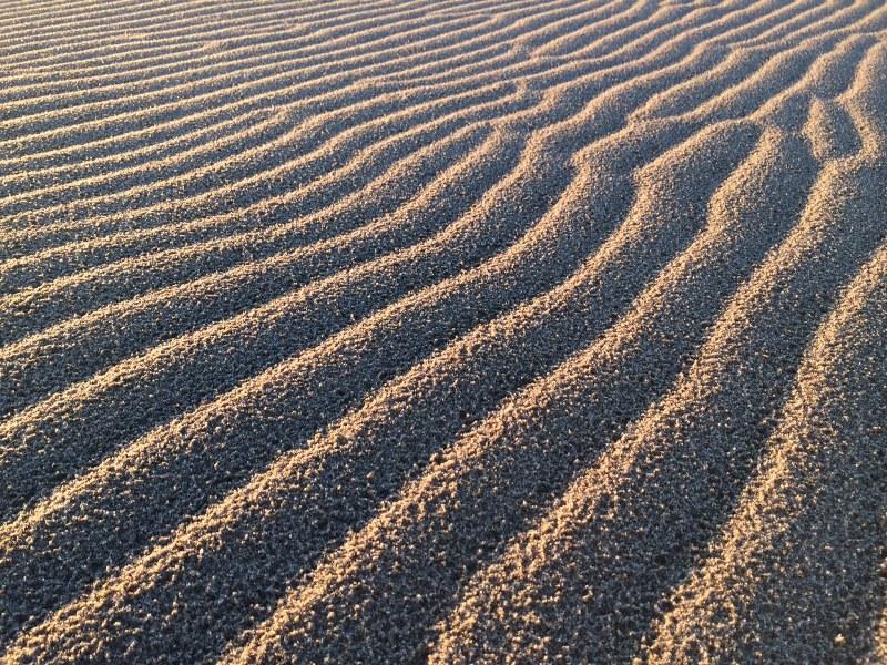 Sand Wind Rain
