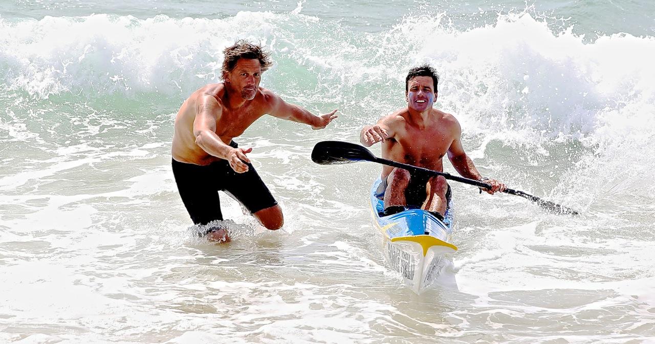 Gitelson surf ski