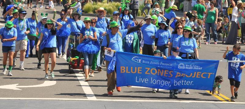 105. Beach Cities Health Dist. - Blue Zones Project