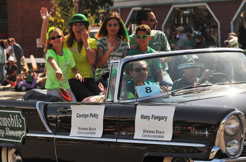 12. Hermosa Beach Council - Carolyn Petty & Hany Fangary