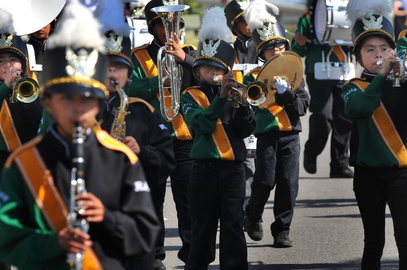 37. William Green School RAP Marching Band