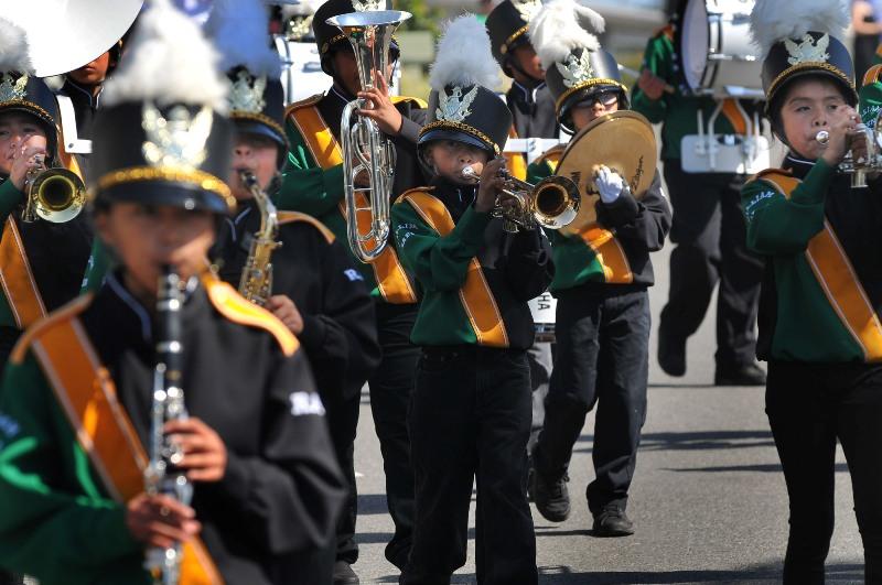 37. William Green School RAP Marching Band