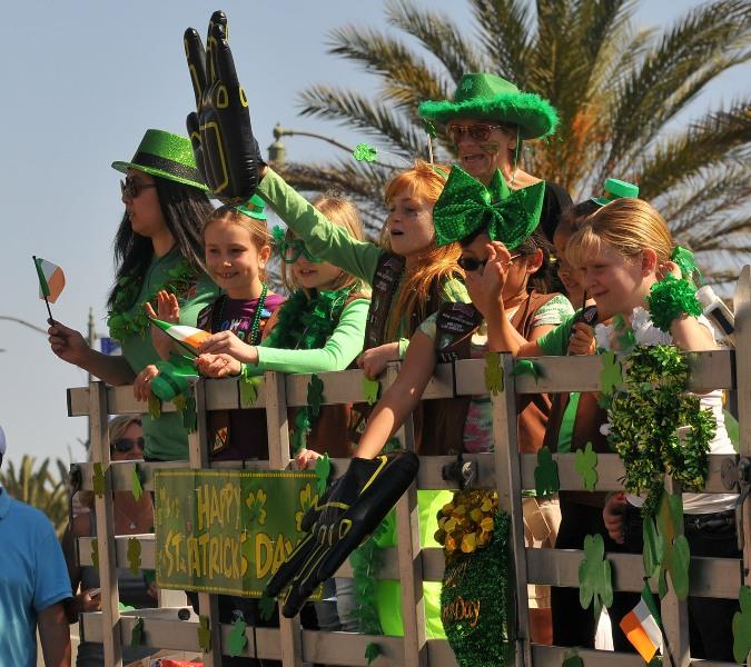 40. Girl Scout Troop 3875
