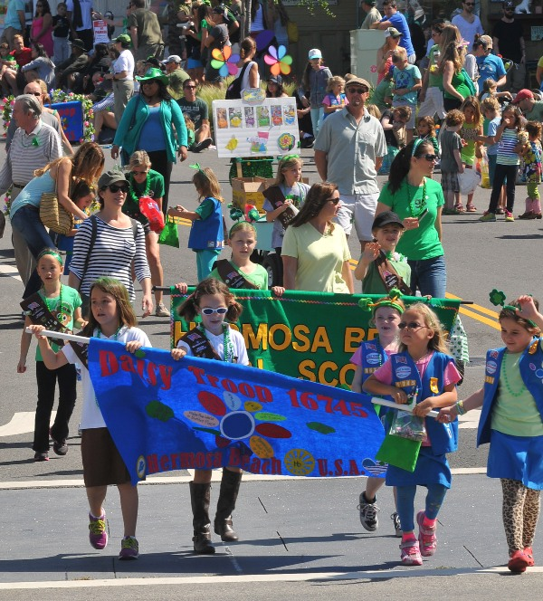 46. Beach City Girl Scout Troops