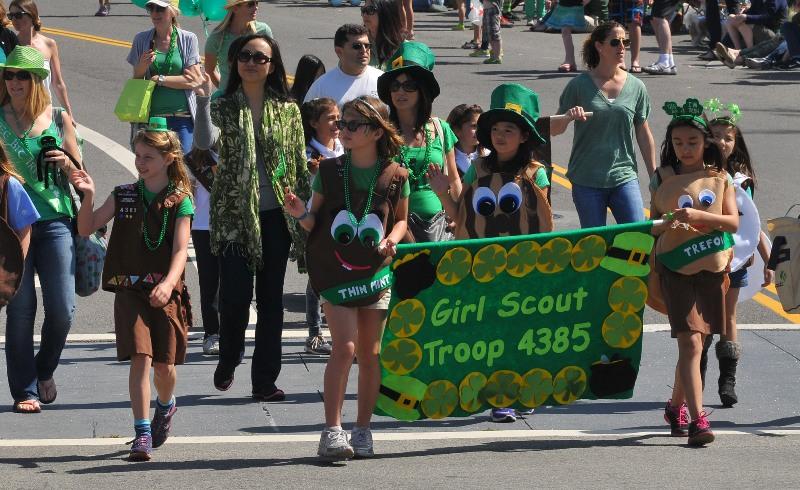 49. Girl Scout Troop 4385