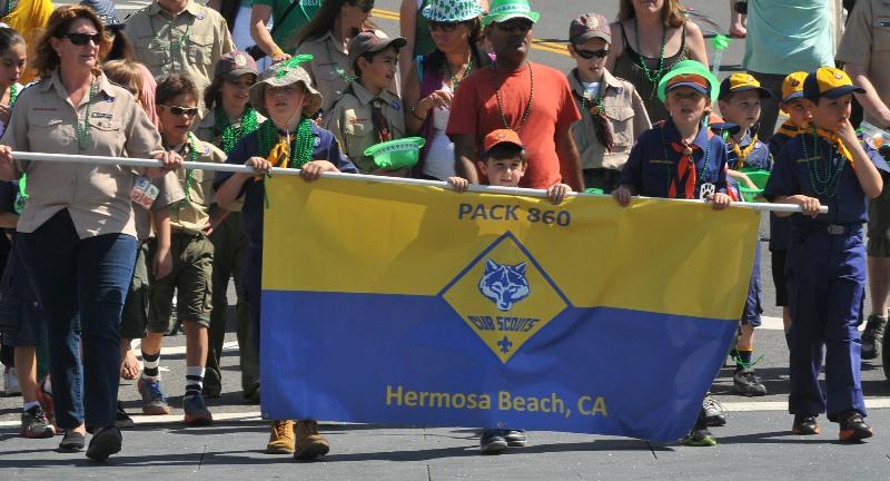 54. Cub Scout Pack 860