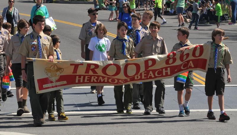 55. Boy Scout Troop 860