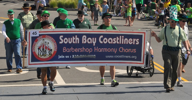 56. The South Bay Coastliners