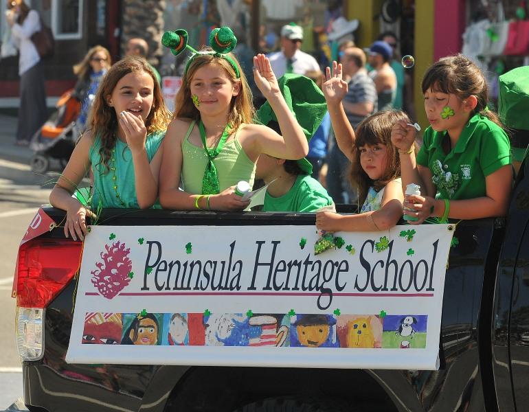 98. Peninsula Heritage School