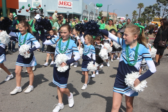 Hermosa Beach St. Patrick's Day Parade