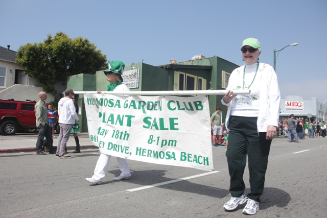Hermosa Beach St. Patrick's Day Parade
