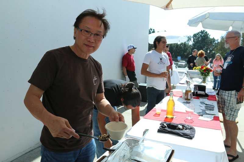 Robano's Fernando Chong.