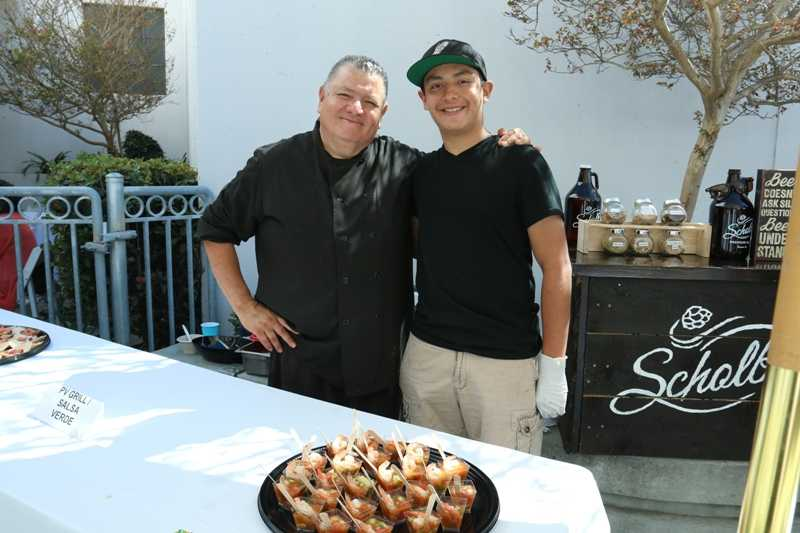 Chef Rafael Solorzano, owner of Salsa Verdes in Palos Verdes