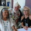 Martha Diez, Bob McEachen and Julie Chertow.