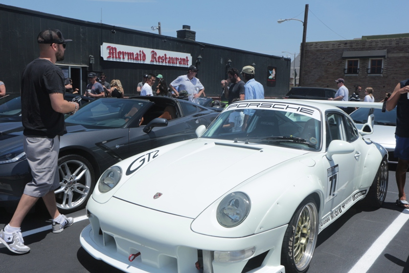 Killer Shrimp Porsche