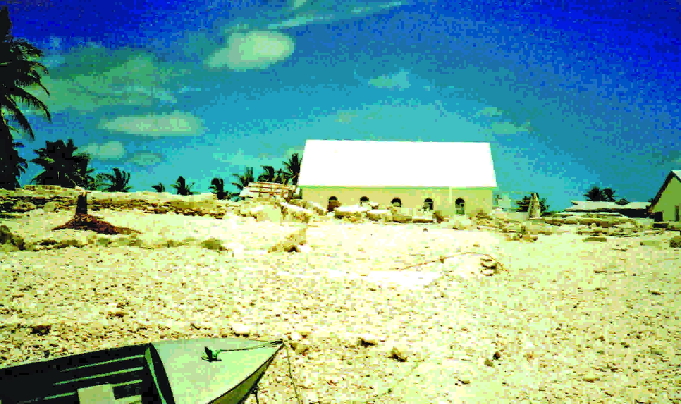 church standing