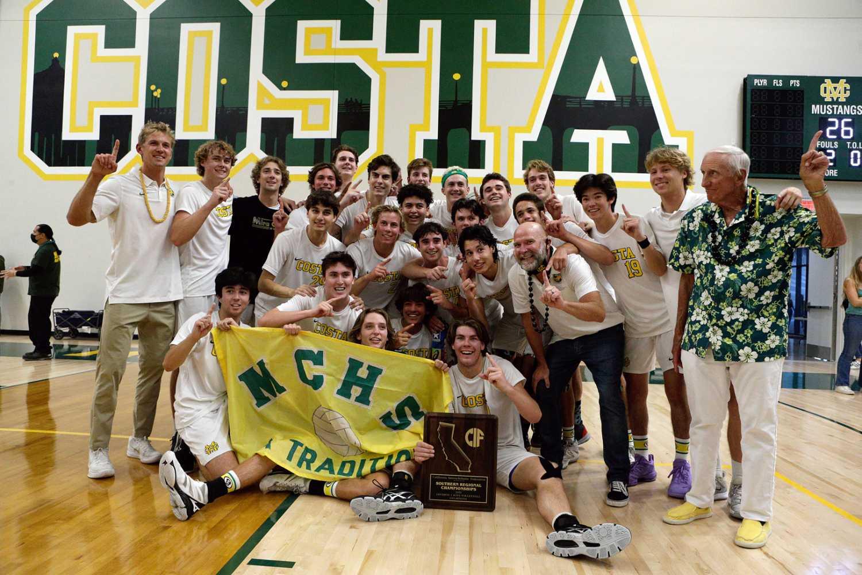 Loyola vs Mira Costa - Boys Volleyball - CIF SoCal Final - 06.12.2021 @ Mira Costa