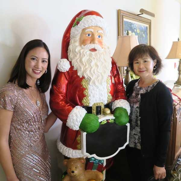 Eunice Sheng and Yvonne Liu.