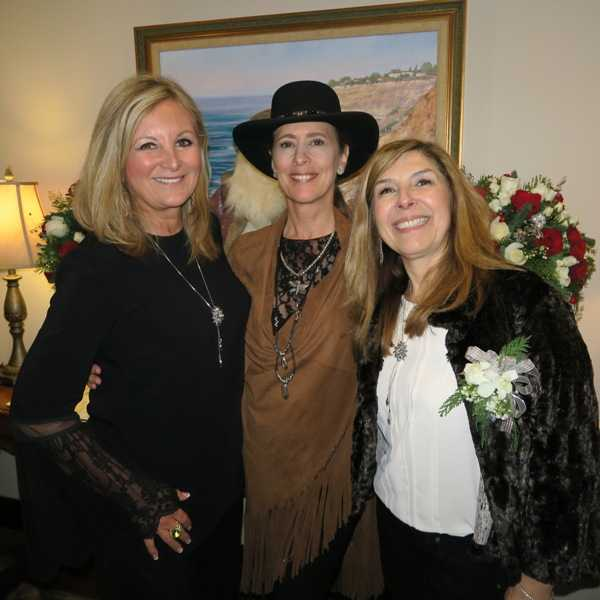 Linda Navarro-Snell, Diane Barber and Silvia Van Dusen.