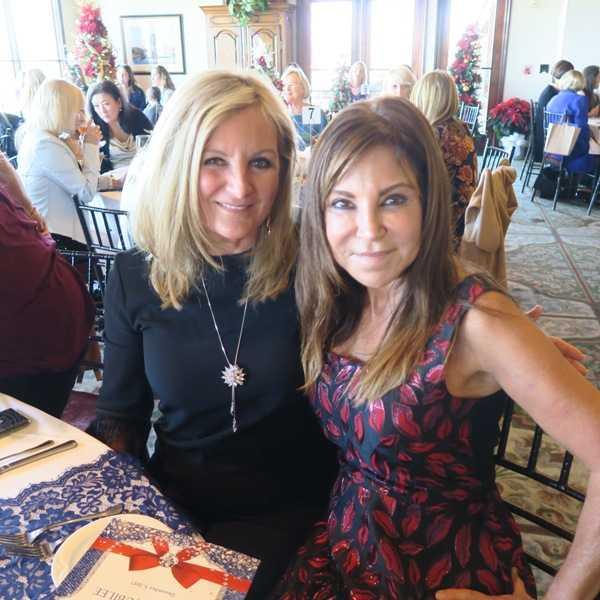 Linda Navarro-Snell and Christine Petti MD.