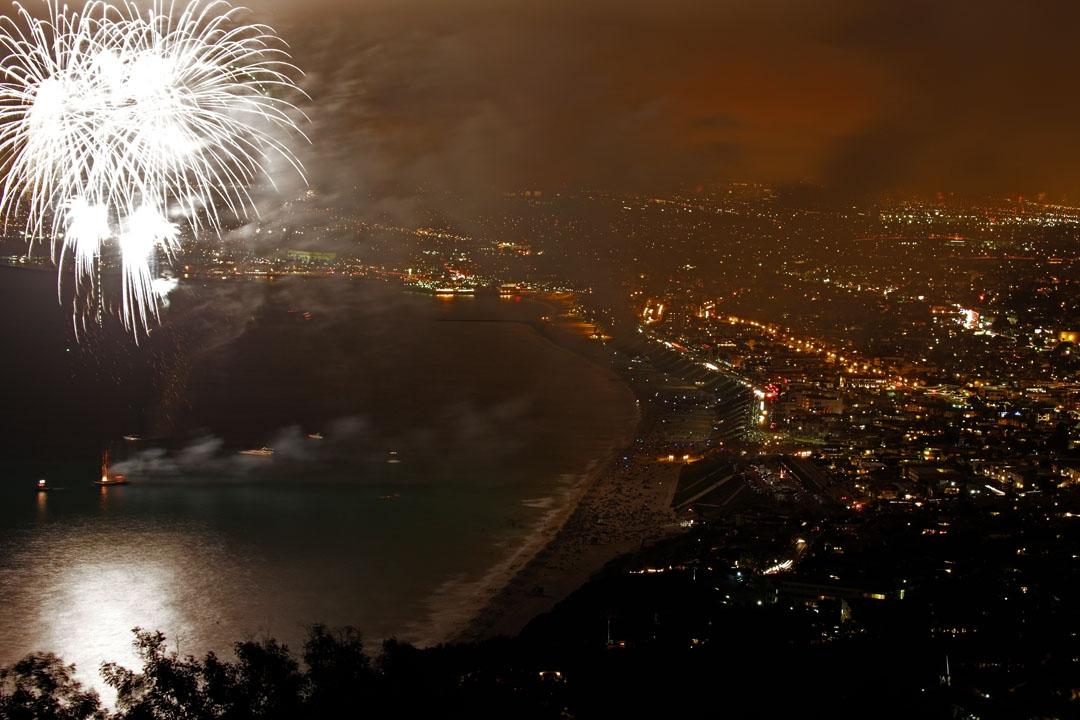 Photos By Ray Vidal Redondo Beach S Annual Fireworks