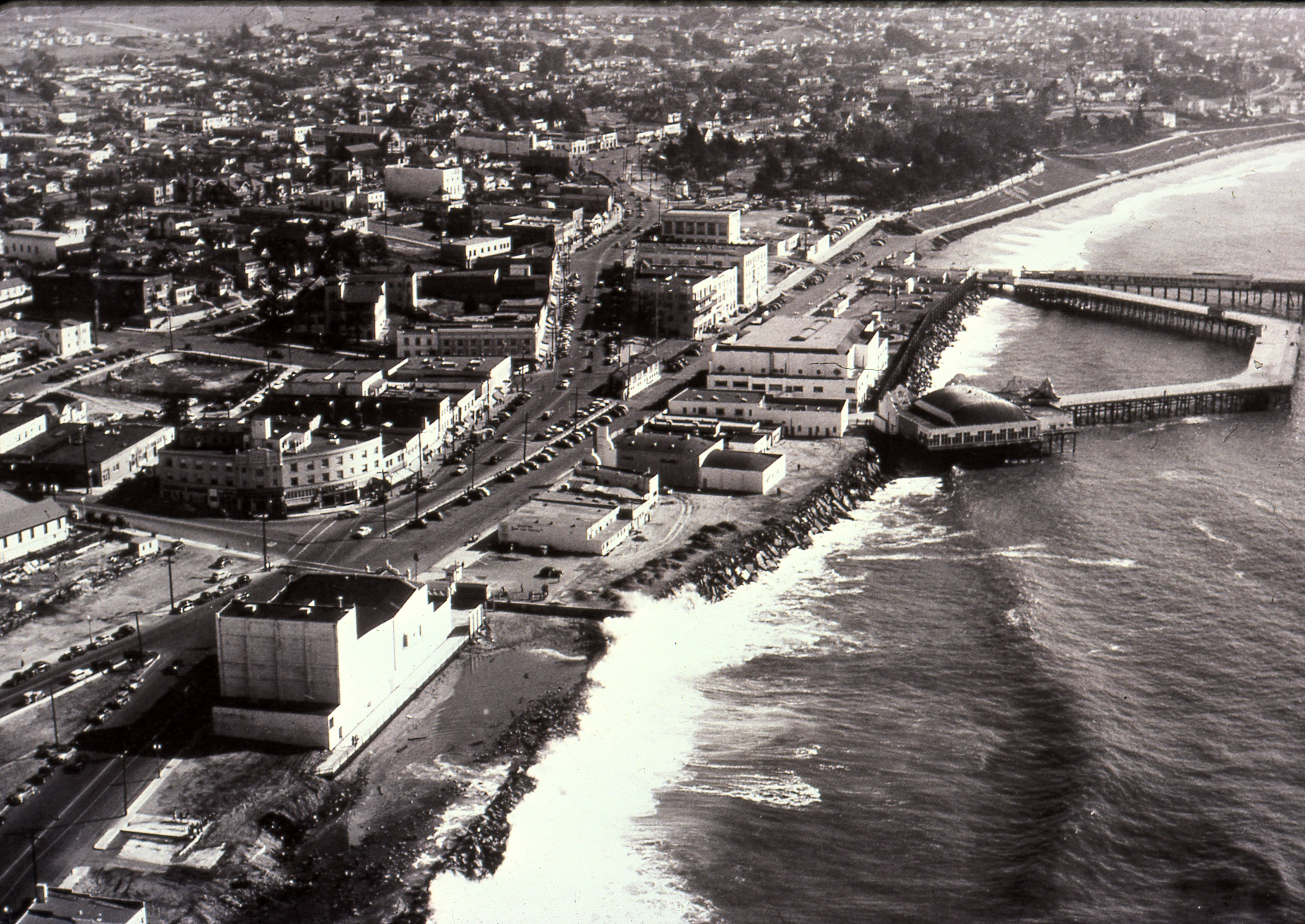 Aerial View 1947