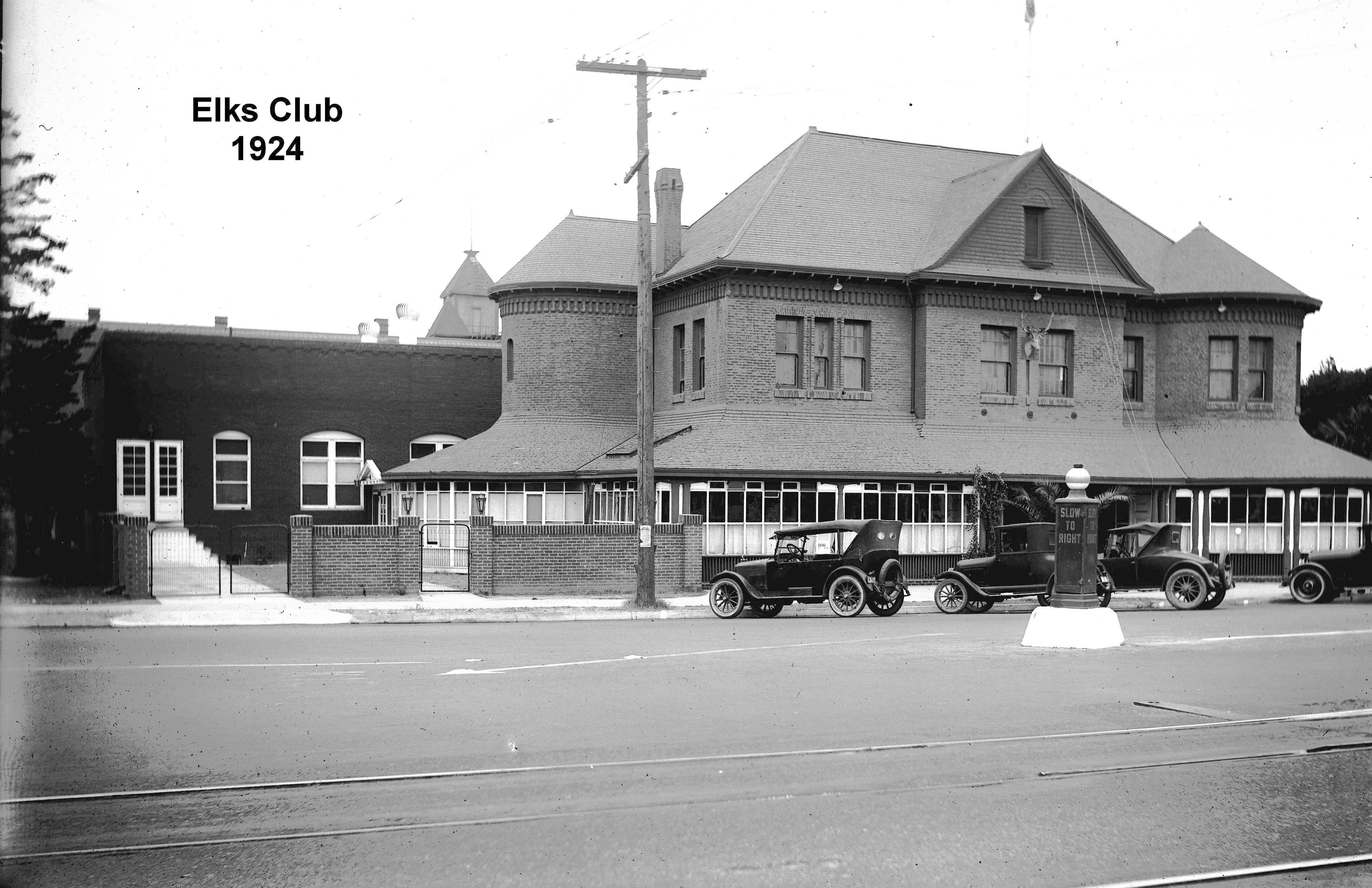 Elks Club 1924 2