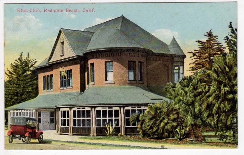 Elks Club Redondo Beach