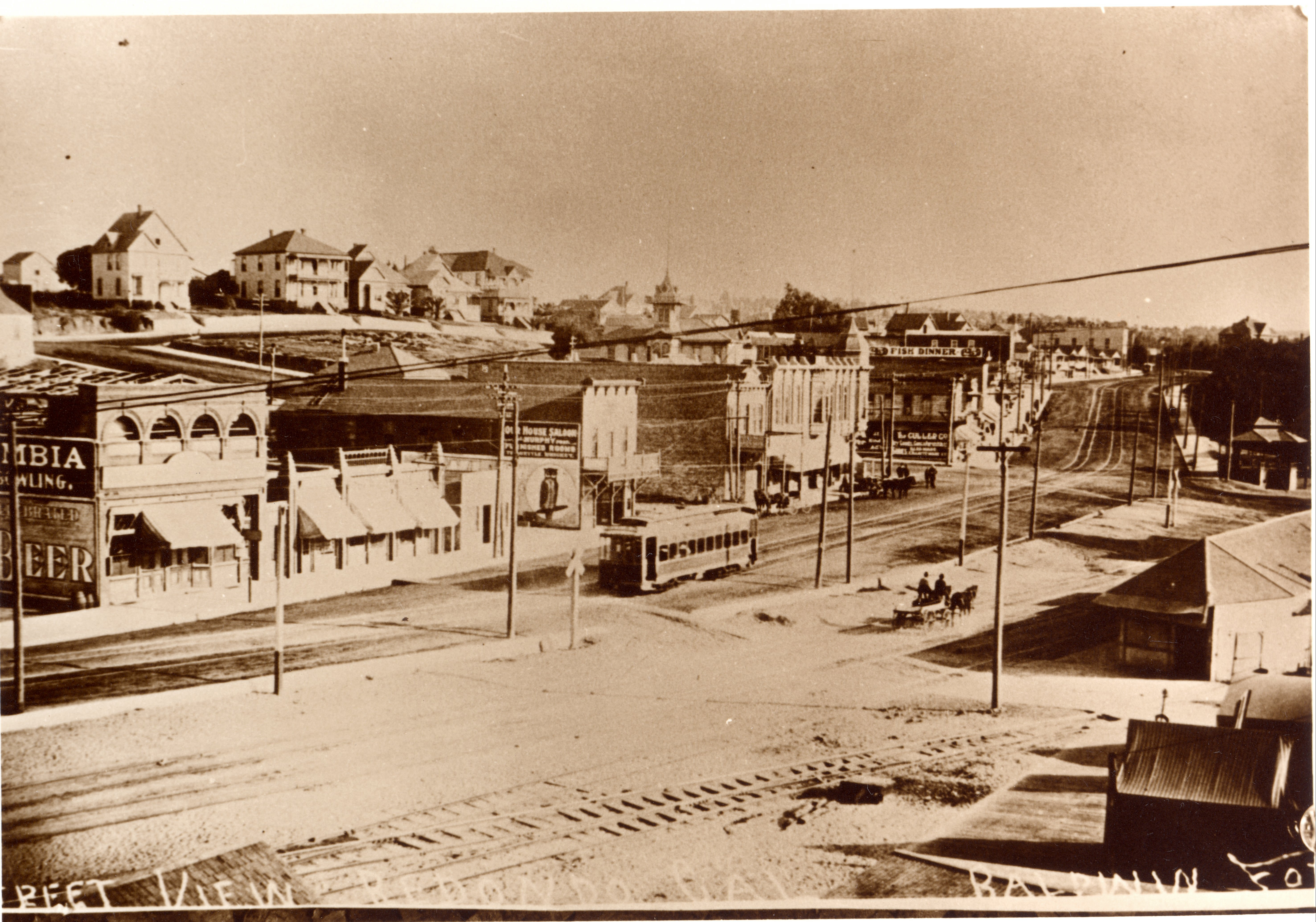 Pacific Ave 1890's